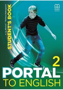 Portal to English 2 SB MM PUBLICATIONS