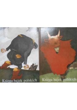 Księga bajek polskich 2 Tomy