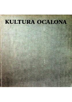 Kultura ocalona Katalog wystawy poświęconej kulturze Żydów polskich