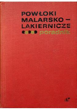 Powłoki malarsko lakiernicze