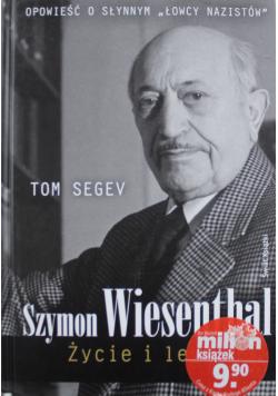 Szymon Wiesenthal Życie i legenda