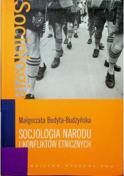 Socjologia narodu i konfliktów etnicznych