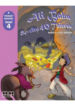 Ali Baba and the 40 thieves SB MM PUBLICATIONS