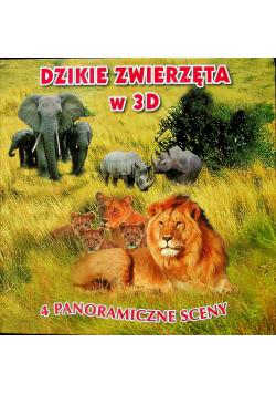 Dzikie zwierzęta 3D