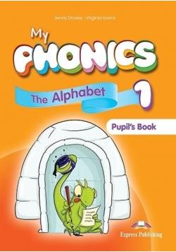 My phonics 1 The alphabet PB + Digi material