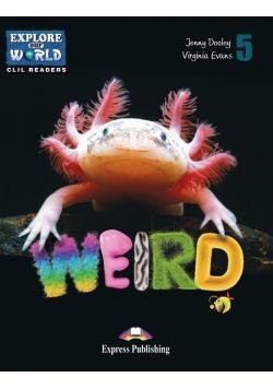 Weird Animals. Reader + DigiBook