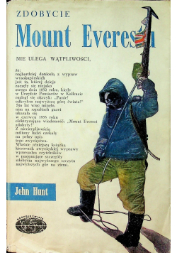 Zdobycie Mount Everestu