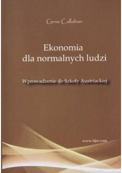 Ekonomia dla normalnych ludzi
