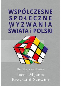Współczesne społeczne wyzwania świata i Polski