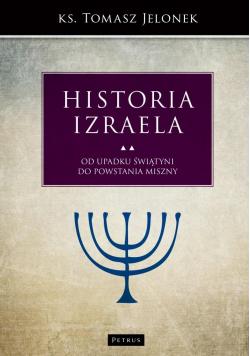 Historia Izraela T.5 Od upadku świątyni...