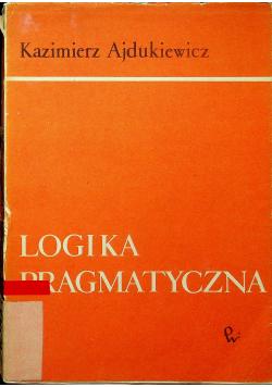 Logika pragmatyczna