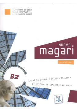 Nuovo Magari B2 Corso di lingua italiana + 2 CD