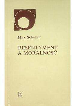 Resentyment a moralność