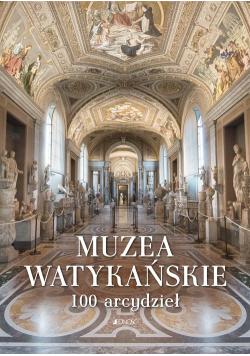Muzea Watykańskie 100 arcydzieł