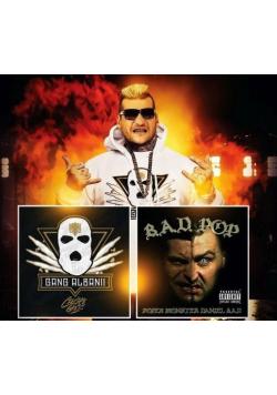 Gang Albanii, Popek: Ciężki Gnój + B.A.D. POP CD