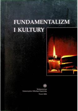 Fundamentalizm i kultury