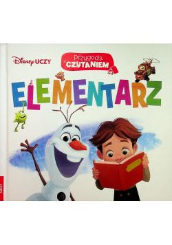 Disney Uczy Przygoda z czytaniem Elementarz