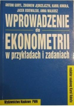 Wprowadzenie do ekonometrii w przykładach i zadaniach