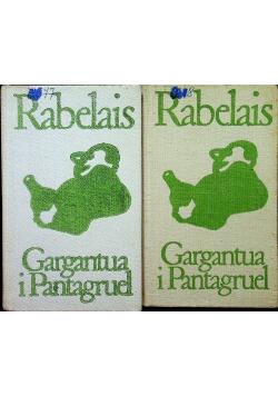 Gargantua i Pantagruel 2 tomy