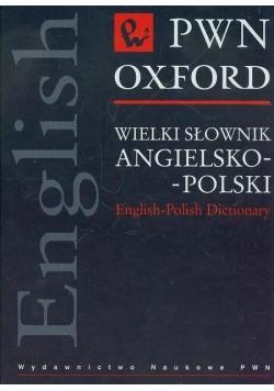 Wielki słownik angielsko polski PWN Oxford