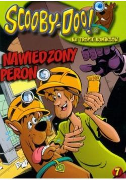 Scooby Doo Na tropie komiksów 7 Nawiedzony peron