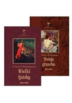 Pakiet: Wielki Gatsby / Dzieje grzechu