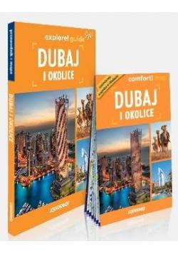 Explore! guide light Dubaj i okolice w.2019