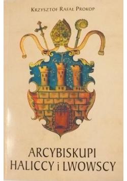 Arcybiskupi Haliccy i Lwowscy obrządku łacińskiego