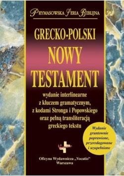 Grecko Polski Nowy Testament 2015