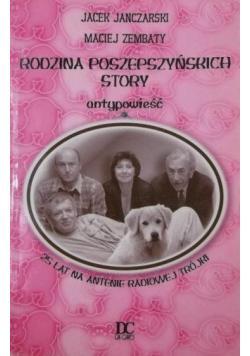 Rodzina Poszepszyńskich Story antypowieść