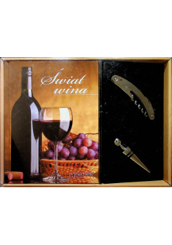 Świat wina  box prezentowy