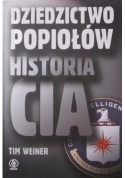 Dziedzictwo popiołów Historia CIA