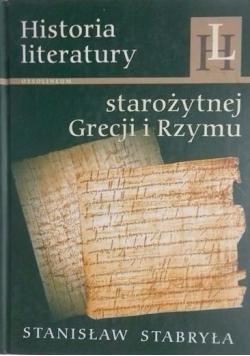 Historia literatury starożytnej Grecji i Rzymu