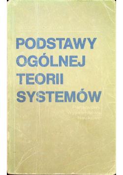 Podstawy ogólnej teorii systemów