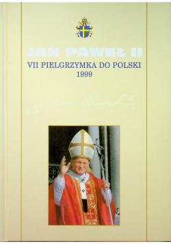 VII pielgrzymka do Polski 1999