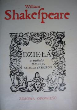 Shakespeare Dzieła Zimowa opowieść