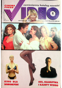 Cinema Press Video nr 1