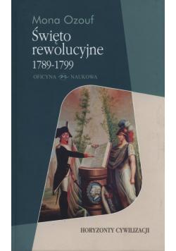 Święto rewolucyjne 1789  1799