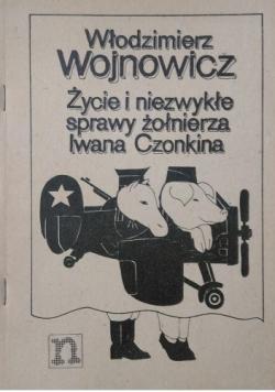 Życie i niezwykłe sprawy żołnierza Iwana Czonkina