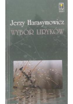 Harasymowicz Wybór Liryków