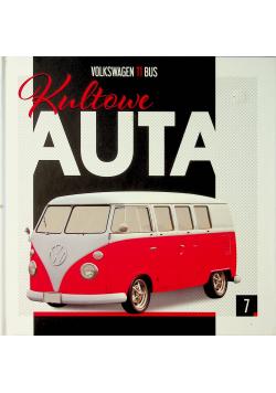 Kultowe auta 7 Volkswagen T1 Bus