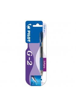 Długopis żelowy G2 niebieski 0.5 PILOT