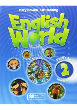 Emglish Word 2 PB + eBook MACMILLAN