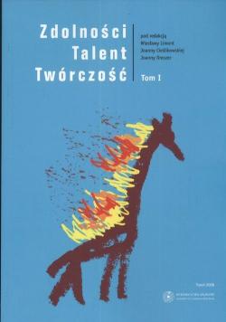 Zdolności talent twórczość  1