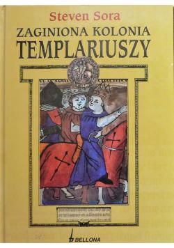 Zaginiona kolonia templariuszy