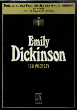 Emily Dickinson 100 wierszy