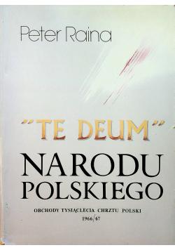 Te Deum Narodu Polskiego