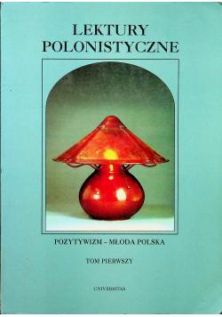 Lektury Polonistyczne Tom I