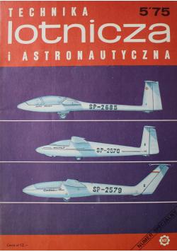 Technika lotnicza i astronautyczna nr 5