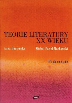 Teorie literatury XX wieku Podręcznik